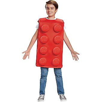 Red Brick Child Costume