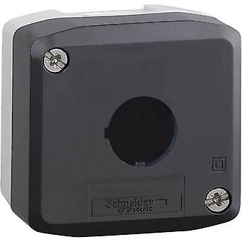 Schneider Electric XALD01 Enclosure 1 installation slots Blank Dark grey, Light grey 1 pc(s)