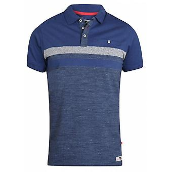 DUKE Duke D555 Marl Stripe Polo