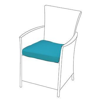 Gardenista� | Garden Replacement Seat Cushion for Garden Rattan Chair Outdoor Patio Furniture (4Pcs, Turquoise)