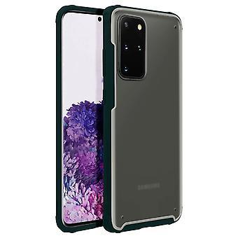 Samsung Galaxy S20 Plus Cas de protection pare-chocs renforcé Shockproof Vert