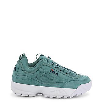 Fila Original Women All Year Sneakers - Groene kleur 37351