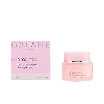 Orlane Oligo vitamina Crème Anti Oxydante 50 Ml para as mulheres