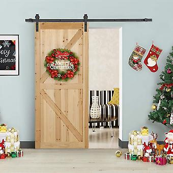 6.6FT Retro Sliding Steel Barn Wood Door Hardware Kit Set Basic Sliding Track Roller Hangers 6.6FT Retro Sliding Steel Barn Wood Door Hardware Closet Kit Set Basic Sliding Track Roller Hangers 6.6FT Retro Sliding Steel Barn Wood Door Hardware Kit Set Basic Sliding Track Roller Hangers 6.6FT