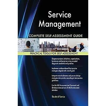 Service Management Complete SelfAssessment Guide by Blokdyk & Gerardus