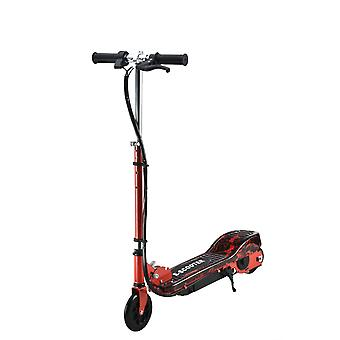 RideonToys4u 24V Scooter pliant électrique 5.5Inch Wheels Red Printed Ages 14