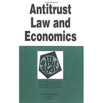 Antitrust Law and Economics in a Nutshell (5e édition révisée) par Er
