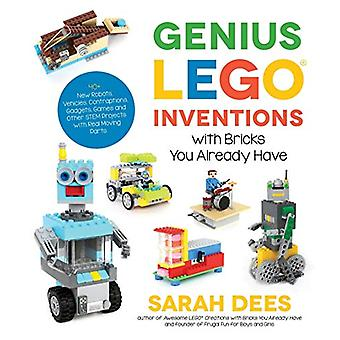 Genius Lego Inventions with Bricks You Already Have - 40+ New Robots -