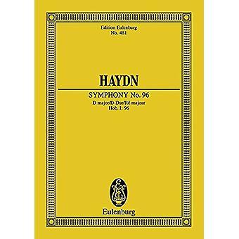 Symphony No. 96 in D Major - Hob.I -96 - Study Score - 9783795763671 Bo