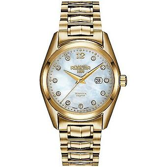 Roamer Searock ladies mens watch 34 mm 203844 48 19 20