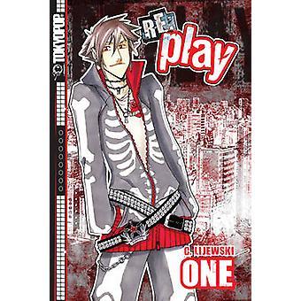 Re -Play Volume 1 Manga by Christy Lijewski - 9781598167375 Book