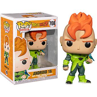 Dragon Ball Z Android 16 Pop! Vinyl