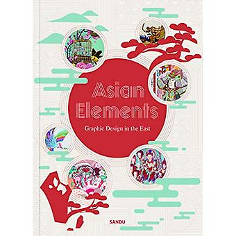 Asian Elements - Graphic Design in the East by Gingko Press - 97898878