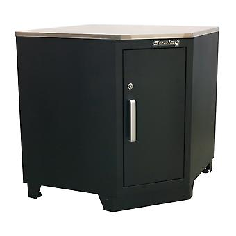 Sealey Apms15 Modular Corner Floor Cabinet 930Mm Heavy-Duty
