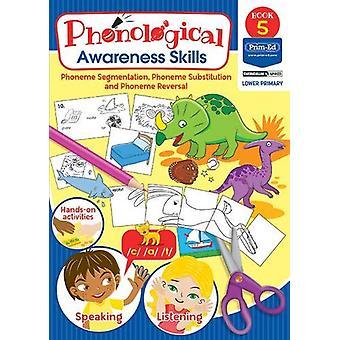 Phonological Awareness Skills Book 5 - Phoneme Segmentation - Phoneme