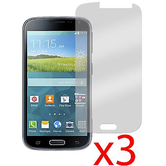 3x Screen Protector Cover Guard for Samsung Galaxy K S5 Zoom