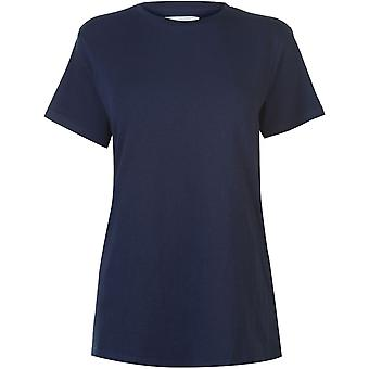 Rock and Rags Crew T Shirt Ladies