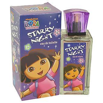 Dora Starry Night Eau De Toilette Spray By Marmol & Son 3.4 oz Eau De Toilette Spray