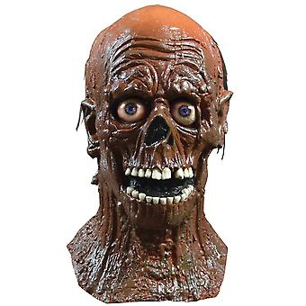 Frightened Zombie Adult Mask