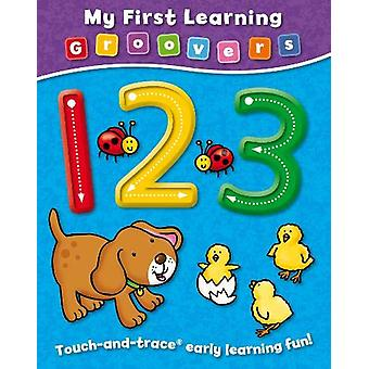 My First Learning Groovers - 123 by Sophie Giles - 9781782703686 Book