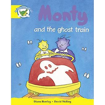 Literacy Edition Storyworlds Stage 2, Fantasy World, Monty and the Ghost Train