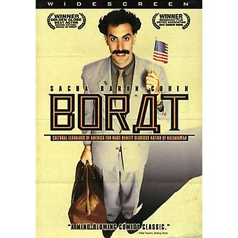 Borat [DVD] USA import