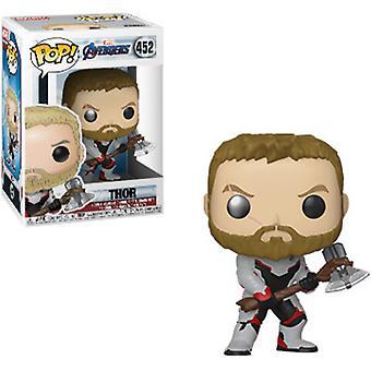 Finale di Avengers - Importazione Thor USA