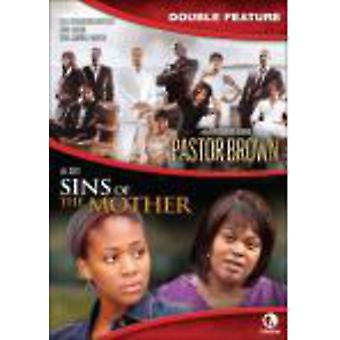 Pastor Brown / Sins of the Mother Df [DVD] USA import