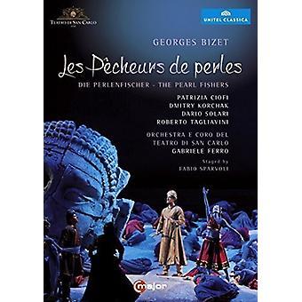 Bizet: Les Pecheurs De Perles [DVD] USA import