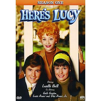 Here's Lucy: Season One [DVD] USA import