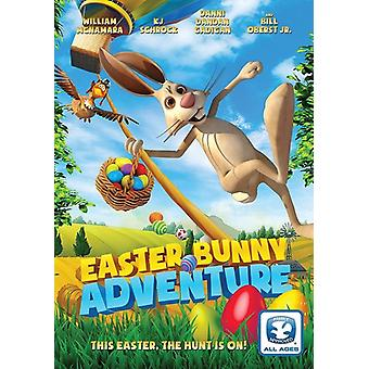 Easter Bunny Adventure [DVD] USA import