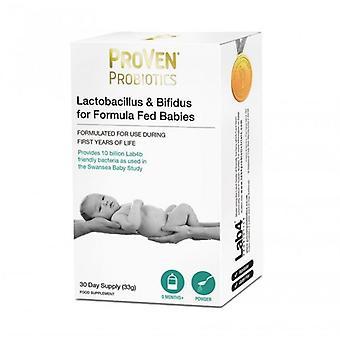 ProVen Probiotics Lactobacillius & bifidus For Formula fed Babies 33g (PR02)