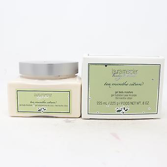 Laura Mercier Tea Menthe Citron Gel Body Moisture  8oz/225ml New
