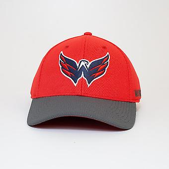 Adidas Nhl Washington Capitals Coach Flex Cap