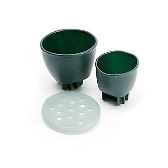 Middy Side Mini Cups Natural