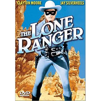 Lone Ranger (1956) [DVD] USA import