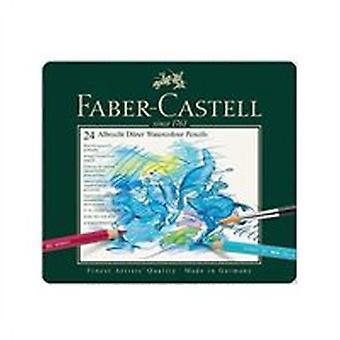 فابر كاستل مربع الطلاء المائي (24pcs) (FC-169724)