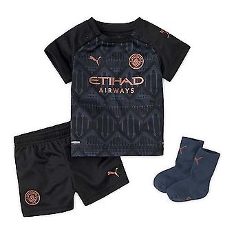 2020-2021 Manchester City Away Baby Kit