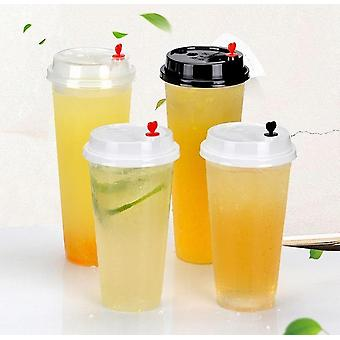 Transparent Bubble Tea Cup
