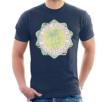 Route 66 Original Light Beach Wear Men's T-Shirt