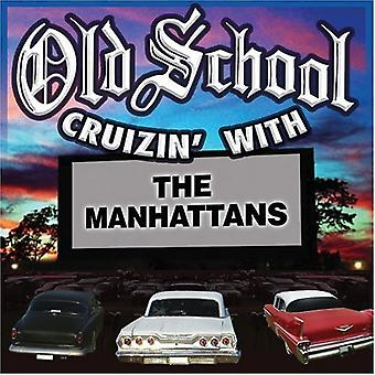 Manhattans - Old School Cruizin' [CD] USA import