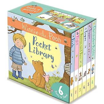 Rainbow Designs Winnie The Pooh Pocket Library