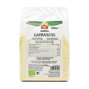 ひよこ豆小麦粉バイオ500グラム