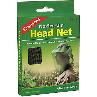 Coghlans No see um Head Net (C0160)
