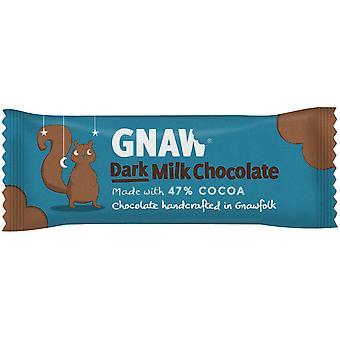 Gnaw Dark Milk Chocolate Bars