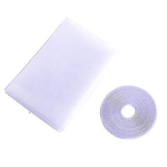 Anti Mosquito Fly Adhesive Type Mesh Screen