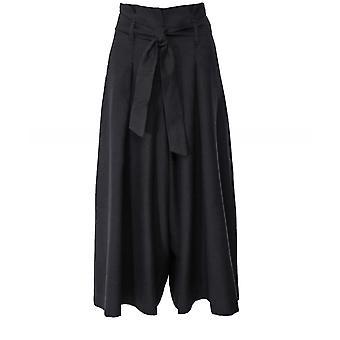 Oska Udina Wool-Linen Culottes