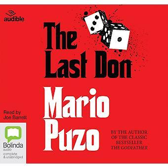 The Last Don by Puzo & Mario