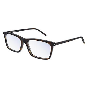 Saint Laurent SL 296 002 Havana Glasses