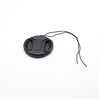Snap-on Camera Front Lens Cap Cover Protector For Canon Leica Nikon Sony Len